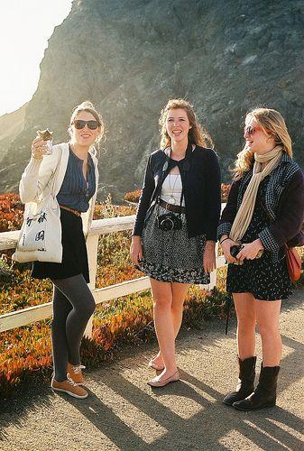 Ceanna, Lauren, Lisa. by Emi Bell.
