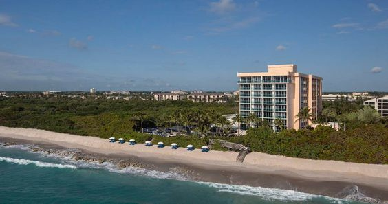 Jupiter Beach Resort Spa Opal Collection North Palm Pinterest And Resorts