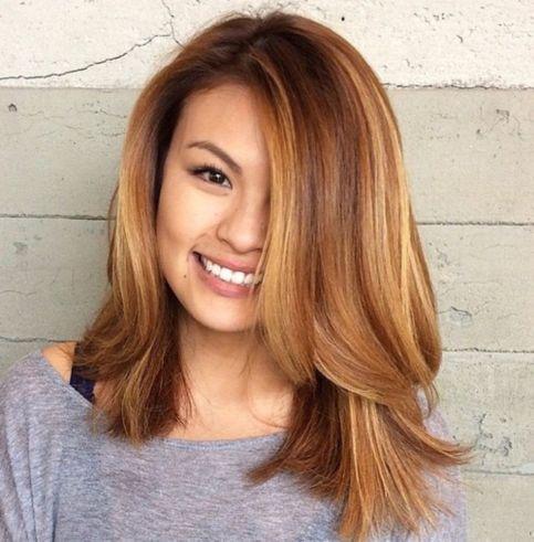 Layered Lob Haircut Haircut For Thick Hair Thick Hair Styles Lob Haircut Layered