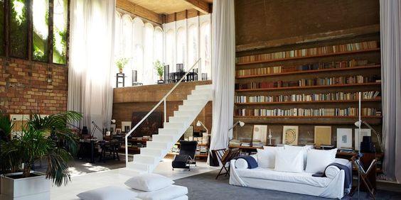 Barcelona Decor - Ricardo Bofill Architecture
