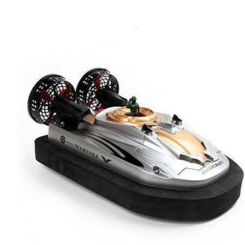 Big Boy Toys Boats : Military affairs g multifunctional rc hovercraft radio
