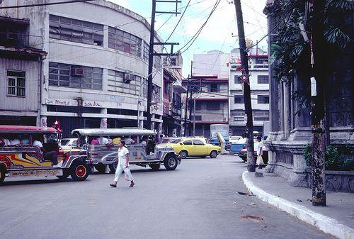 Philippinen Manila Februar 1988 150