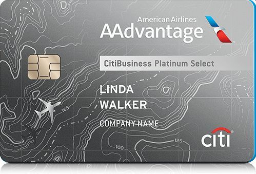 Travel Friendly Business Credit Cards Airline Miles Credit Card American Airlines Business Credit Cards