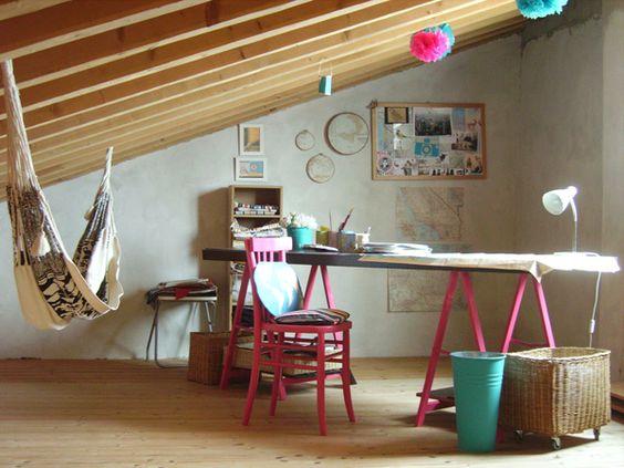 Craft Room Design Ideas   InteriorHolic.com