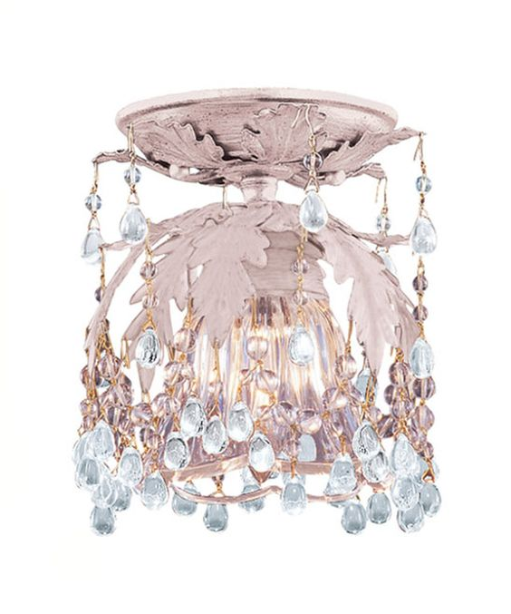 Another great find on #zulily! Blush Melrose Short Chandelier by Crystorama #zulilyfinds