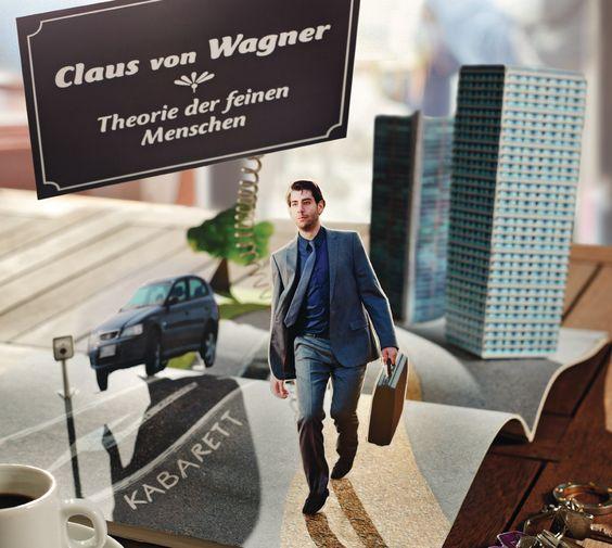 Claus von Wagner: Theorie der feinen Menschen #Kabarett #Hörbuch