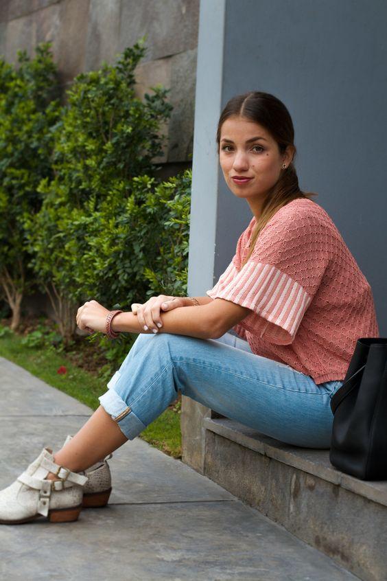 Knit Stripes | Cinnamon Style