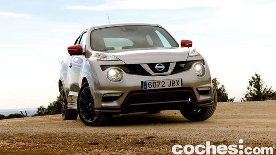 Nissan Juke Nismo RS, a prueba: cambio de tercio