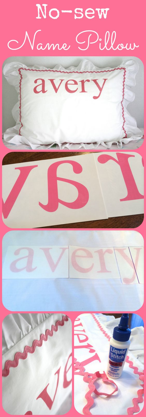 Diy Cute Pillow No Sew : DIY Monogram Pillow Tutorial {no sewing required Pillow Tutorial, Personalized Pillows and Lawyers