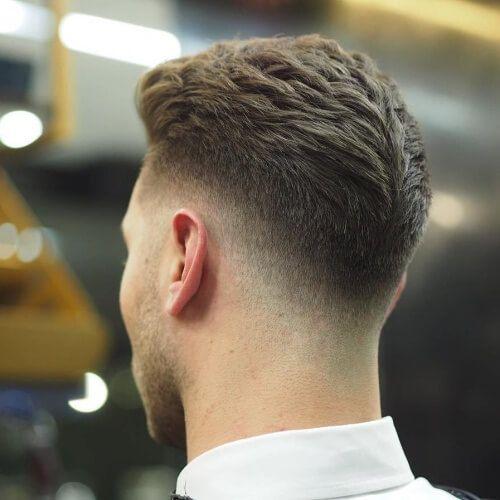 Pin En Hombres Peinados
