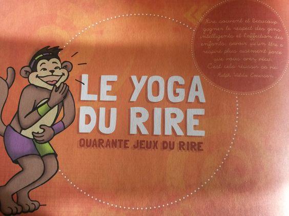 5 jeux du rire pour enfants et leurs parents bas s sur le for Apprendre le yoga a la maison