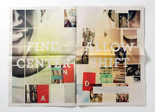 Loyola University Maryland Viewbook (#1 of 4) designed by Kelly Dorsey at 160over90