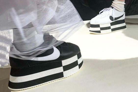 platform sneakers 90s fashion