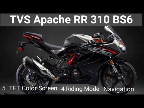 2020 Tvs Apache Rr 310 Bs6 Review Details Review With Features