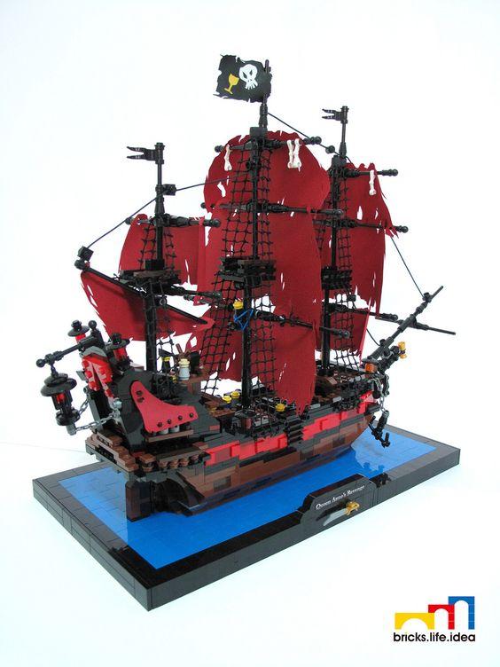 mini-Queen Anne's Revenge