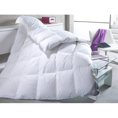Vier Jahreszeiten 90 Daunen 10 Federn Bettdecke Body Perfect