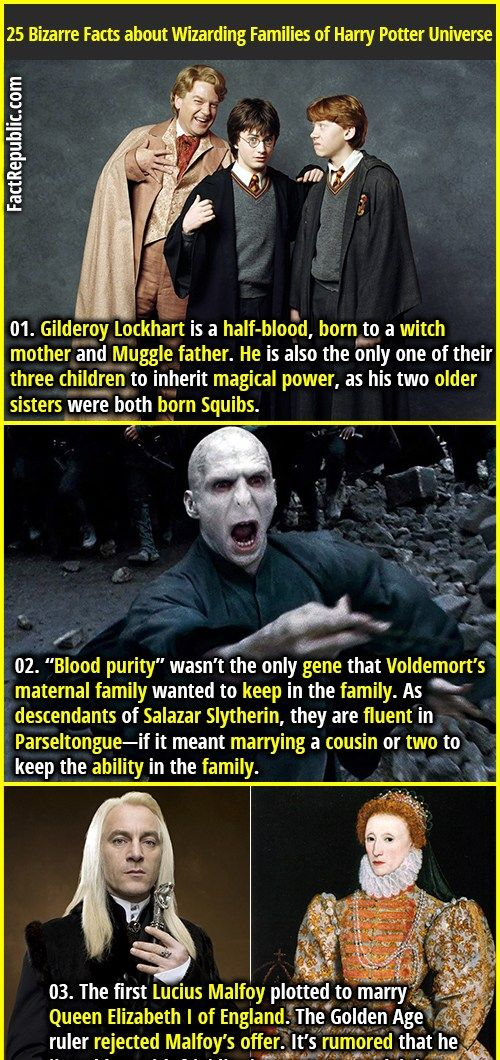 25 Bizarre Facts About Wizarding Families Of Harry Potter Universe Fact Republic Harry Potter Epilogue Harry Potter Universal Harry Potter