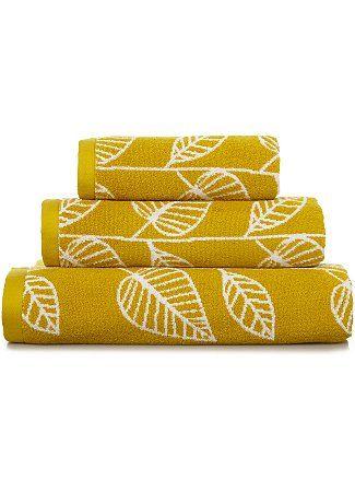 Sites Asda Site Towel Yellow Towels Towel Bath Mats