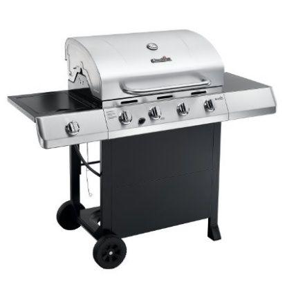 Char-Broil Classic 4-Burner Gas Grill