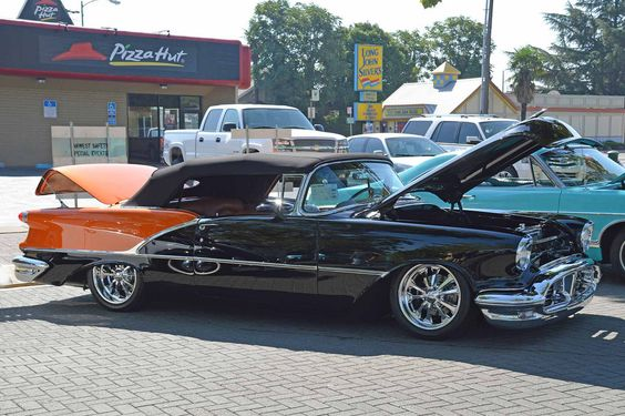 1956 Olds 88 Convertible | Flickr - Photo Sharing!