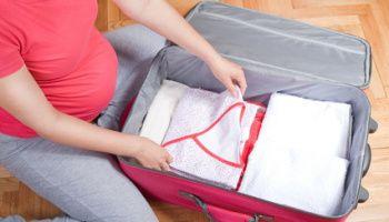 Les petits trucs à avoir dans sa valise pour la maternité – cinquième édition