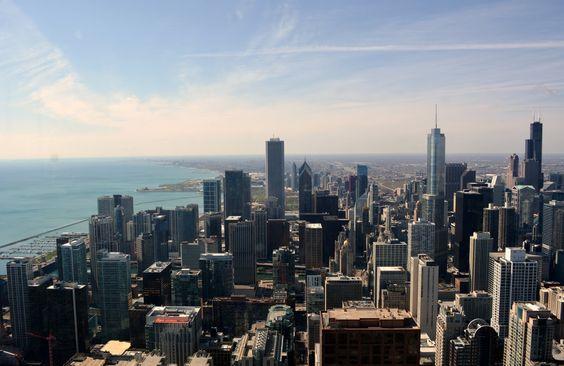 Chicago's Hancock 360 Views,