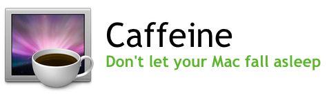 Slaapstand en schermbeveiliging voorkomen met Caffeine voor Windows (of Mac)