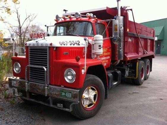 Dodge Fargo Dump Truck | Class 8 Trucks | Pinterest ...