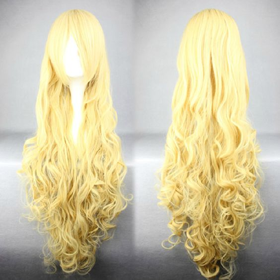 Wig Detail Assassination Classroom Irina Jelavic Wig Includes: Wig, Hair Net Length - 90CM Important Information: Fitting - Maximum circumference of 55-60CM Material - Heat Resistant Fiber Style - Com