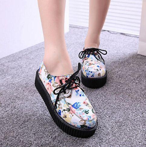 Japanese Harajuku platform shoes trend · Fashioncute {Harajuku kawaii} · Online Store Powered by Storenvy