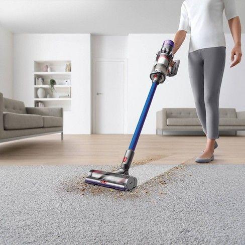 Dyson V11 Torque Drive Cord Free Vacuum Cordless Stick Vacuum Cleaner Cordless Vacuum Cleaning Hacks