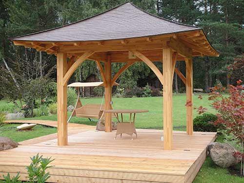 Pavilion Designs Japanese Garden Design Backyard Modern Garden Design