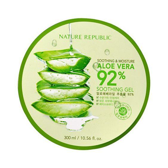 Cara Menggunakan Nature Republik Aloevera Untuk Jerawat