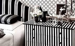 listras preto e branco na decoração - Pesquisa Google