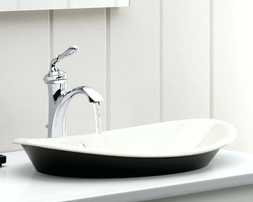 Kohler Antilia Wading Pool Sink K 2833 0 Demilav Bathroom White