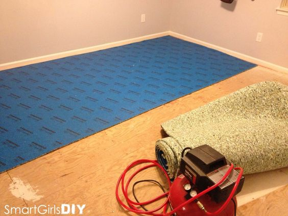 Carpet installation How to Install Carpet Yourself