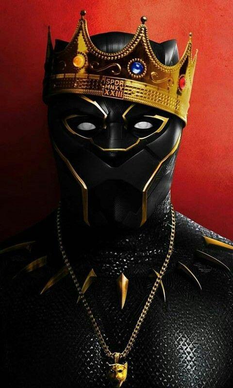 Black Panther Wallpaer King Marvel Blackpanther Wallpaper Backgroubd Black Panther Marvel Black Panther Tattoo Black Panther Hd Wallpaper