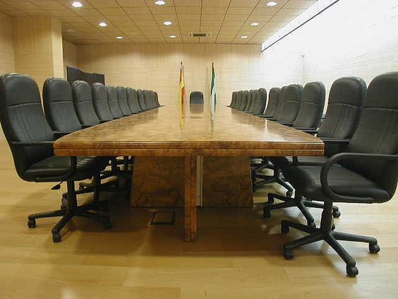 Tres salas de reunión de 100 m2