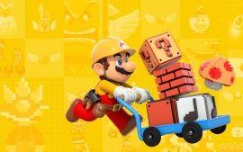WALLPAPERS HD: Super Mario Maker