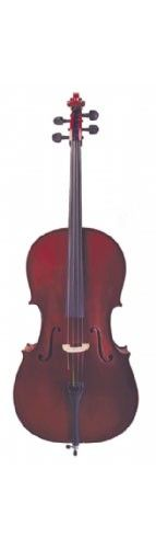$584,95 Musino Cello Outfits include a deluxe cello with a metal tailpiece and fine tuners, a bow, and a premium lightweight padded case.