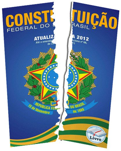 A desconstituição brasileira  Um país irresponsável! Uma tristeza! Uma vergonha!  http://almirquites.blogspot.com/2016/03/a-desconstituicao-brasileira.html?spref=tw