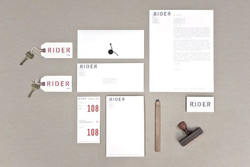 Rider :: boutique hotel