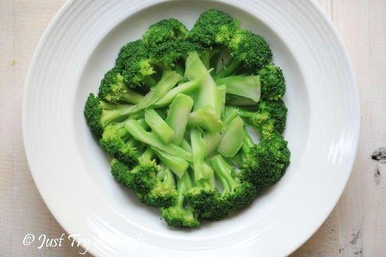 Resep Brokoli Siram Jamur Bawang Putih Be Self Motivated Brokoli Jamur Bawang Putih