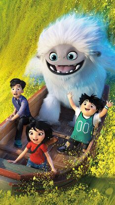 Abominable 2019 Dreamworks Characters 8k Hd Mobile And Desktop Wallpaper 7680x4320 3840x216 Wallpaper Iphone Disney Princess Dreamworks Disney Wallpaper