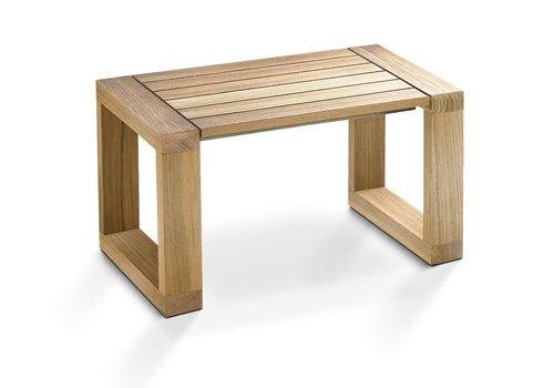RECTANGULAR PLYWOOD TABLE STECK | TOJO MÖBEL
