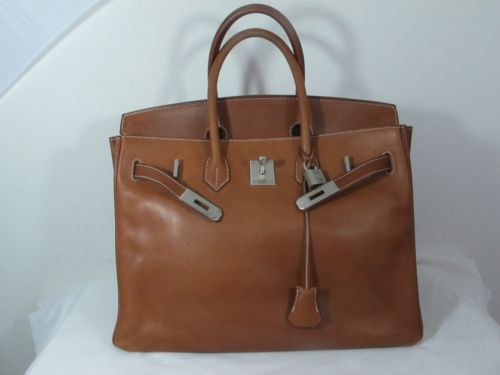 blue birkin bag price - Authentic Hermes Natural Fauve Barenia Birkin 35cm Brushed PHW ...