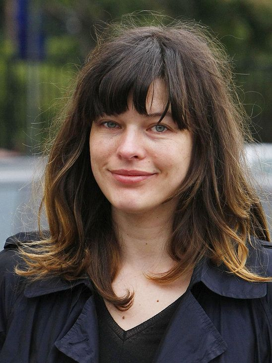 Milla Jovovich without makeup | Famous Beauty
