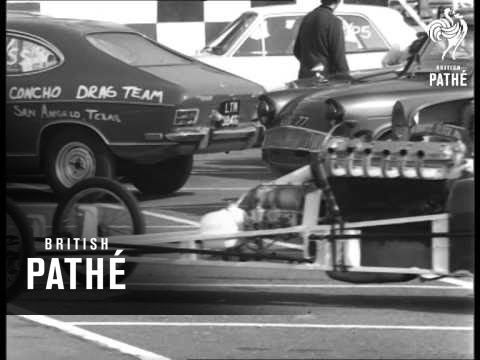 Dragsters At Santa Pod 1969 Fantastic Memories Dragsters Drag Racing Corvette Stingray