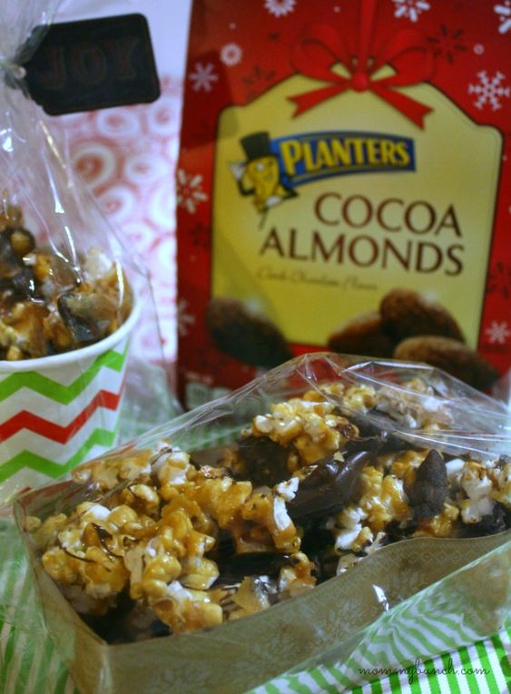 ... Caramel Corn with Cocoa Almonds | Recipe | Shops, Homemade and Almonds