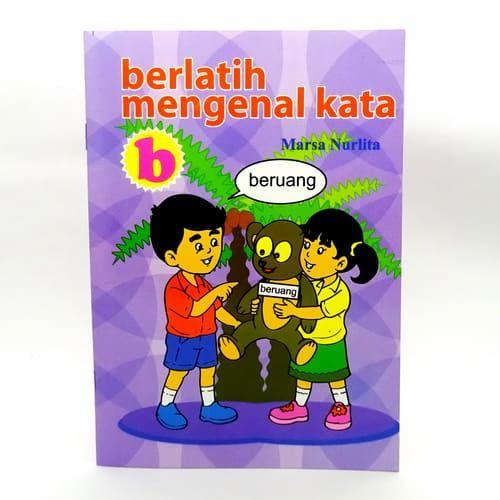 Grosir Buku Anak Berlatih Mengenal Kata Buku Anak Buku Anak